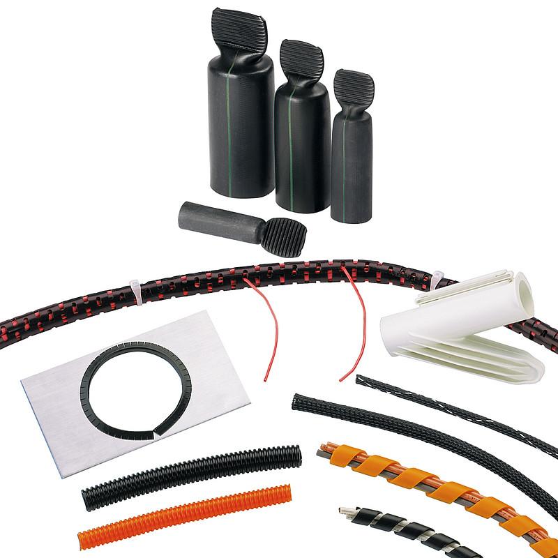 PANDUIT Kabelschutz und Kabelführung